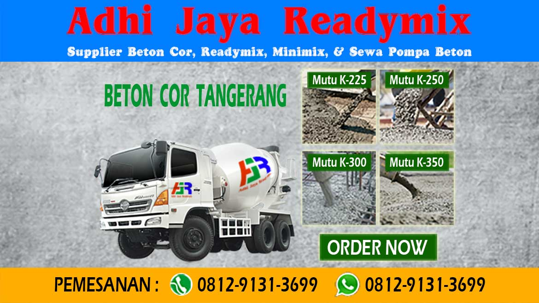 Readymix Tangerang